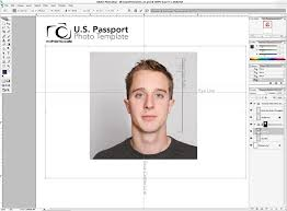 2x2 Passport Photo Template Us Passport Photo Template Bravebtr