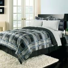 black and grey comforter queen blue plaid comforter set black grey bedding sheet set