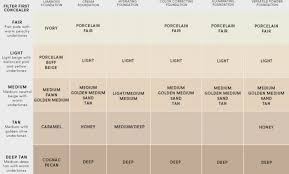 Younique Touch Foundation Color Chart Younique Makeup Color Quiz Lajoshrich Com