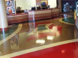 concrete floor paint floor painting