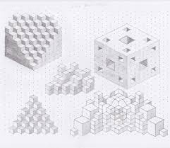 patterns to draw on graph paper lucid brain drain drawings on isometric dot paper pencil
