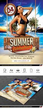 celebration flyer template. Summer Celebration Flyer Template by Easyflyerz GraphicRiver