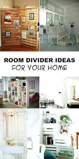 Interior Design Ideas For Apartments Magnificent Creative Room Dividers Studio Divider Ideas For Your Home Apartment