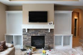 extraordinary images of various shelves over fireplace design ture of living room decoration using