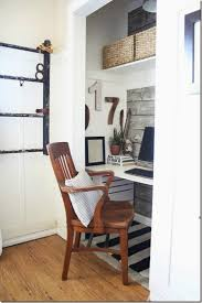 closet home office. Small Closet Into Home Office Walk-In