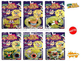 Aaahh real monsters toys