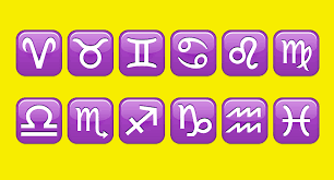 Snapchat Birthday Emojis Purple Zodiac Emojis