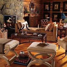 mountain retreat hunting lodge decor
