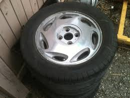 88-89 CRX SI wheels for sale $60 OBO