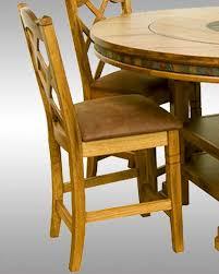 Sunny Designs 1415ro Sunny Designs Double Crossback Pub Chair Su 1848ro Set Of 2