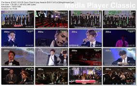 Gaon Chart Kpop Awards 2015 150128 Gaon Chart K Pop Awards Exo Full Cut Blingdinosaur