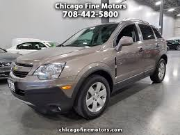 Used 2012 Chevrolet Captiva Sport for Sale in McCook, IL 60525 ...