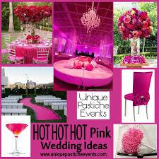 Stylish Hot Pink Wedding Ideas Wedding Hot Pink Wedding Ideas
