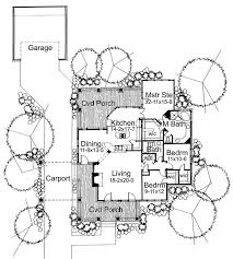 1000 images about house plan on pinterest Parent Trap House Plansranch Home Plans L Shaped southern house plans and blueprints from designhouse sq ft main floor plan