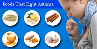 Foods That Fight Asthma Symptoms Best Diet Chart Articlecube