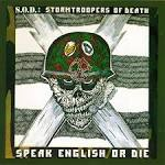 Speak English or Die album by Stormtroopers of Death
