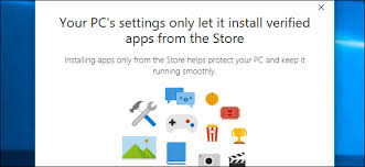 Windows 10 Reinstall Store How To Allow Only Apps From The Store On Windows 10 And