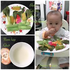 Mẹ 8x chia sẻ thực đơn ăn dặm kiểu Nhật kết hợp BLW giúp bữa ăn trở thành  niềm vui của con