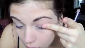 how to do aria montgomery eye makeup mugeek vidalondon