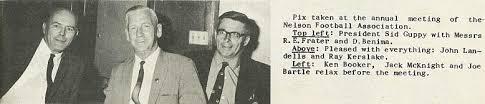 Football Association - Nelson Photo News - No 89 : April 6, 1968