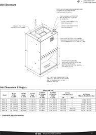 Rheem Front Or Bottom Return Slab Coil With X 13 Motor
