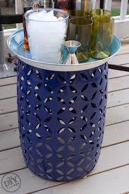 blue garden stool. Amazing Navy Garden Stool Blue Within Remodel 13 N