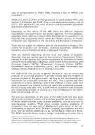 Law Description diesel  Source  Philippine Transport