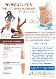 Coverderm Perfect Legs Perfect Legs Fluid Perfect Legs