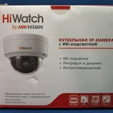 <b>Камера</b> видеонаблюдения Hikvision <b>HiWatch DS</b>-<b>I252S</b> – купить в ...