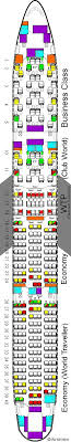 British Airways Business Class Seating Chart 48 Best Airline Seat Chart Images Aircraft Aviation