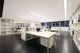 office for design and architecture. Architecture Studio Spacious Office Interior Design For And C