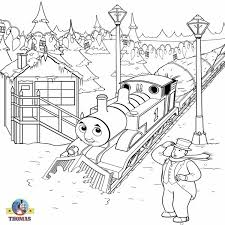 Explore Thomas The Train Coloring Pages