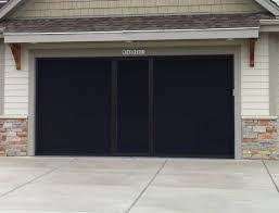 garage screen door slidersGarage Appealing garage screen doors design Garage Door Screen