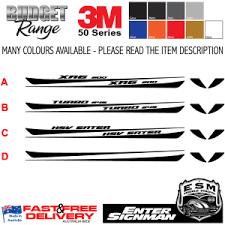 Esm Hockey Stripe Kit Ute 3m 50 Vinyl