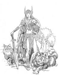 Mythology Adult Coloring Yahoo Image Search Results Adult