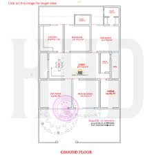 stylish indian home design and free floor plan ground floor