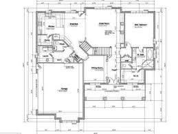 Surprising Design Ideas 15 Floor Plans For Houses With Dimensions Simple  House Measurements Elegant Home On