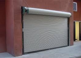 insulated roll up garage doorsCoil Door  Cornell Iron Works Coiling Overhead Service Doors High