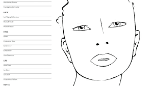 Makeup Coloring Pages For Girls Online Porongurup