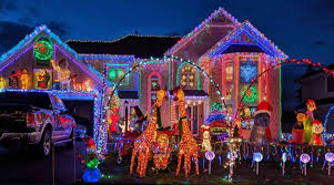 Bay Fm Christmas Lights Map 6 Spectacular Holiday Lights Around Rochester Day Trips