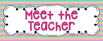 Image result for meet the teacher images