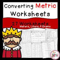 King Henry Math Conversion Chart Teachers Take Out