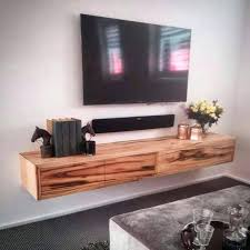 wall mounted entertainment unit units love the idea of a stand alone w floating hung nz
