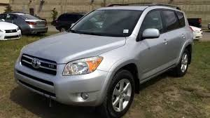 Pre Owned Silver 2008 Toyota RAV4 4WD V6 Limited In Depth Review ...