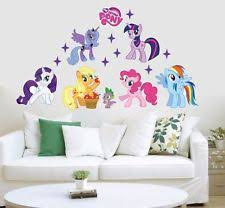 my little pony decal ebay
