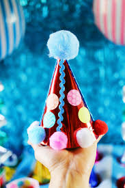 Decorating With Hats Diy Party Hats Craft