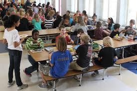Woodleywonderworks Middle School Lunch Room | By Table Flickr