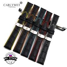 <b>CARLYWET</b> 18 <b>20 22mm Wholesale</b> Black With Stitches Nylon ...