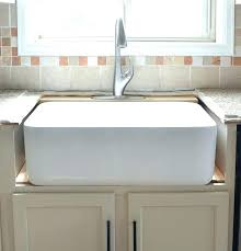 kraus farm sink installation farmhouse sink installation mounting hardware how to mount a instructions farmhouse sink
