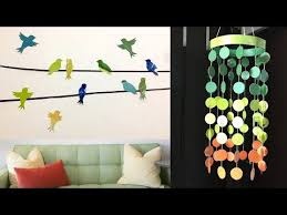 5 easy paper room decor ideas diy